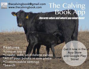 The Calving Book